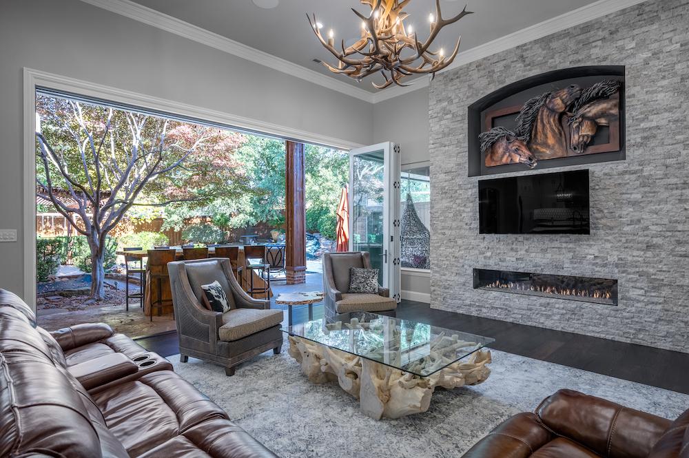 MHM Living room design